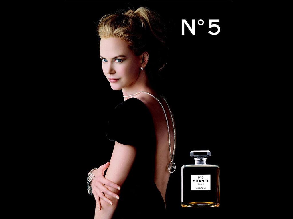 Шанель 5 Николь Кидман